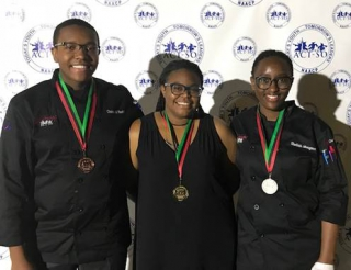 Culinary Competition Awards Life-changing Scholarships to Underserved Youth